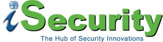 數位資安.iSecurity Logo